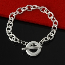 Fashion silver jewelry party wholesale NSBR-19743