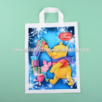 guangzhou china timely delivery large size printed plastic bags