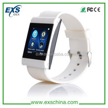 china manufacturer bluetooth android wrist watch support 2g sim card for mobile phone
