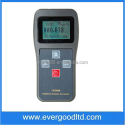 Radiation Instruments LK3600+ Nuclear Radiation Detector Personal Dosimeter Alarm English Version Radiation Measurement Alarm