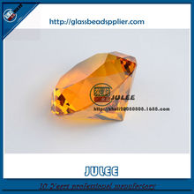 machine cut AAA glass loose diamonds,glass beads