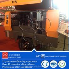 Top sale portable air compressor diesel engine