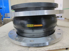 Single Flanged type rubber expansion Joint