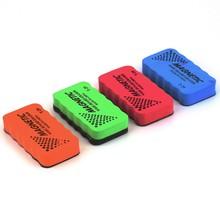 New Magnetic Whiteboard Eraser Dry Eraser Board Drywipe School Office Whiteboard Marker Cleaner