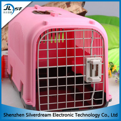 Both Dog and Cat Rabbit Carrier Airline, Plastic Lock Dog Cage Wholesale