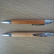 Bamboo ballpoint pen ,promotional eco ball pen with logo NN-803