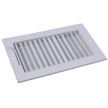 linear slot ceiling air vent registers