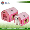 Factory Price Wholesale dog house & warm pet bed dog house