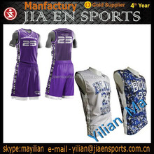 custom digital camo basketball uniforms Custom new design basketball uniform/basketball jersey