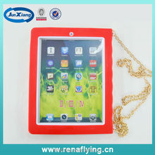 Hot sell hybrid case for ipad mini with stand