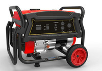 China high quality 1kw-20kw gasoline generator