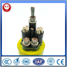 ISO9001 certificate copper conductor mine cable special cable