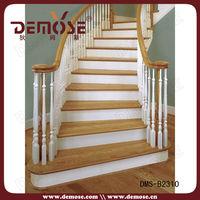 decorative wood rails