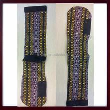 Men Gender and OEM Service Supply Type All over photo printing Socks sublimation wholesale custom print socks