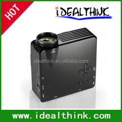 Lowest Price Mini projector LED Projector LCD 120 Lumen Full HD Beamer Protable Home Proyector HDMI SD USB RCA VGA Video TV