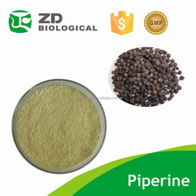 Skin Care Product Black Pepper Extract powder/Piperine