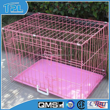 different sizes light weight folding dog cage