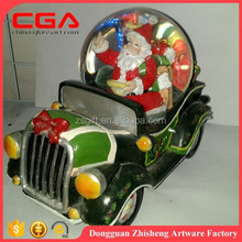 greatful decorative glass water ball christmas handicrafts