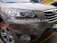 Rear Fog Lamp Cover for SANTAFE 4x4 tuning
