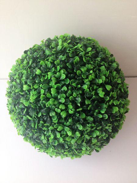 Boule d 39 herbe artificielle boule herbe d corative en - Tapis herbe artificielle ...
