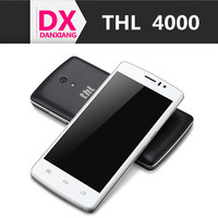 Android 4.4 OS 3G Network THL 4000 Android Mobile Phone 4.7 Inch IPS Screen 2MP Front Camera 5MP Back Camera