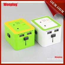 newest and hot selling CE/ROHS/FCC 5V/2.4A women promotional gifts