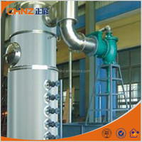 Stainless steel Coiled tube vacuum concentrator