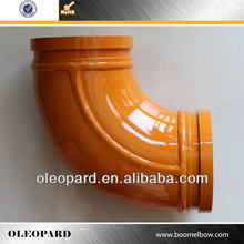 Chrome alloy pump pine / Customized pipe for concrete pump truck