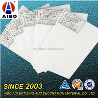 Rigid pvc foam sheet polyurethane foam sheets for bathroom