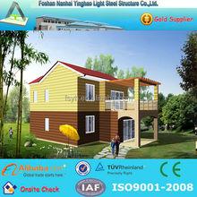 solar system for villa modular home luxury villa