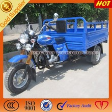 2015 high quality 3 wheeler tricycle/heavy carrying three wheel cargo motorcycle