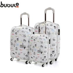 Oem new design cheap price cute travel hard luggage