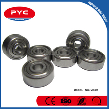 PYC Best Low Price Small Bearing Wheels From Miniature Deep Groove Ball Bearing