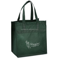 easy shopper tote / custom logo shopping bag / custom made shopping bag