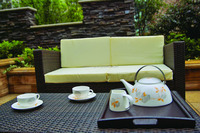 2015 hot sell in Alibaba outdoor furniture HB41.9101 new model garden sofa