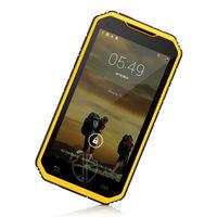 Original unlocked hi-tech 3g android 2 sim smart phone, satellite gps mobile phone, india phone price