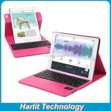 UltraSlim Keyboard Case For iPad mini Detachable Magnetic Keyboard With Rotating Leather Cover Case For iPad mini 3