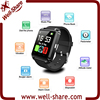 smart watch u8 for Samsung S4/Note 2/Note 3 HTC LG Huawei Xiaomi Android Phone Smartphones