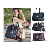PU Leather Pet bag PU Leather Pet carrier