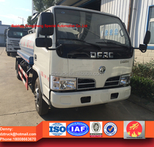 Promotion!!!Factory price dongfeng water tanker truck, 5000liters water carrier truck