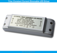 350ma 450ma Constant current Triac dimmable led driver transformer switching mode power supply transformer