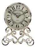 antique brass table clock table clock for home decoration