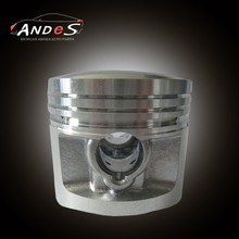 Custom 86mm Piston For Automobile Aluminum Motorcycle Forged Piston