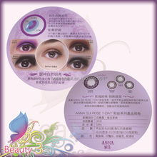 Fashion Rose 1 Day Disposable Color Contact Lens