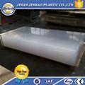 venta caliente de alta transparencia 50mm transparente de acrílico de espesor hojas