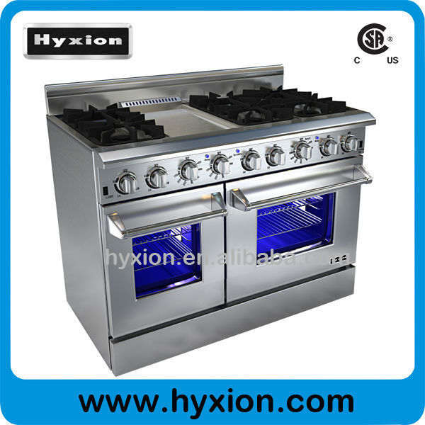 hrg4804u commercial wolf gas range prices with 15000btu