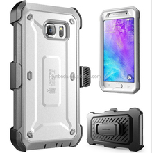 for Galaxy S6 Edge CASE COVER,Genuine SUPCASE Shockproof Heavy Duty Armor Tough Case