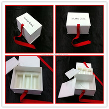 2015 top quality custom dog bone box with ribbon for gifts