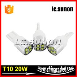 4PCS LED bulb for License plate light