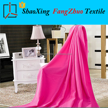 new safe and enviroment comfortable healthy soft throw 100% cotton towel blanket